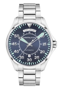 Hamilton Khaki Aviation Day Date Automatic H64615145