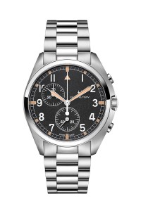 Hamilton Khaki Aviation Pilot Pioneer Chrono Quartz H76522131