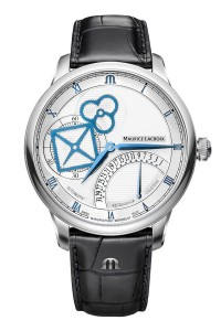 Maurice Lacroix Masterpiece Square Wheel Retrograde MP6058-SS001-110
