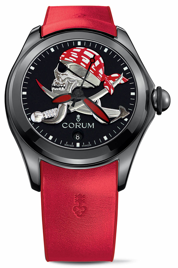 Corum Bubble 47 Pirate 082.310.98/0376