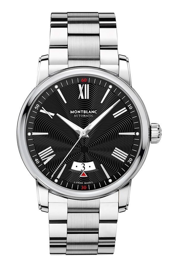Montblanc 4810 Automatic Date 115935