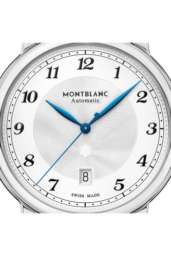 detail Montblanc Star Legacy Automatic Date 117324