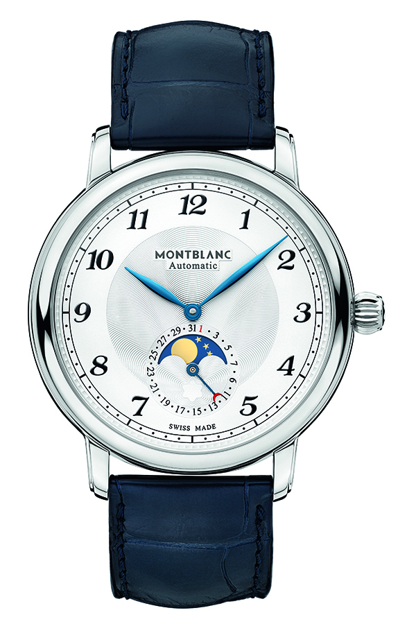 detail Montblanc Star Legacy Collection 117578