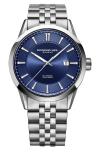 Raymond Weil Freelancer Men's Automatic Blue Dial 2731-ST-50001