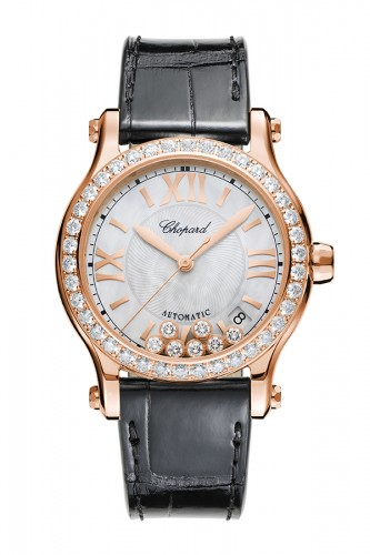 detail Chopard Happy Sport 274808-5006