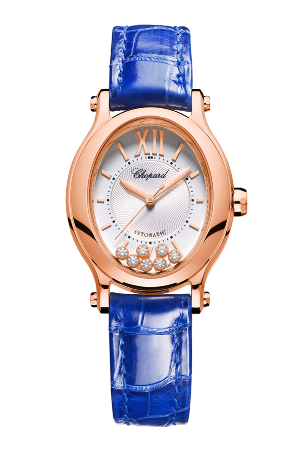 detail Chopard Happy Sport Oval 275362-5001