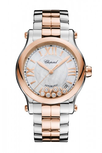 detail Chopard Happy Sport 278559-6009