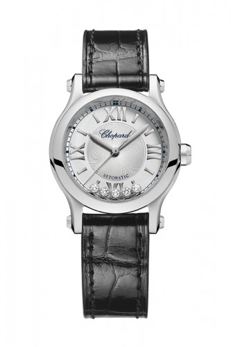 detail Chopard Happy Sport 278573-3001