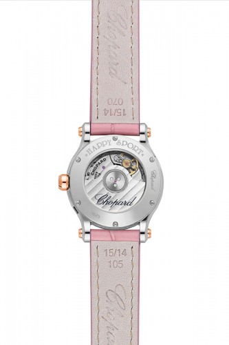 detail Chopard Happy Sport 278573-6011