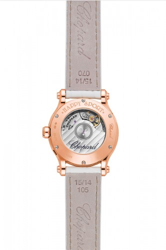 detail Chopard Happy Sport 278590-6005