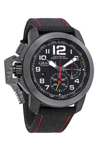 Graham Chronofighter Oversize Superlight TT 2CCBK.B07A