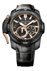 Graham Chronofighter ProDive Chronograph 2CDAZ.BO4A