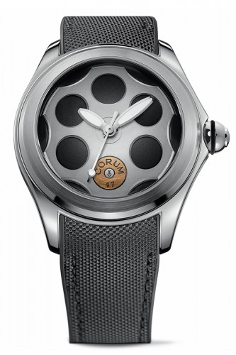 detail Corum Bubble 47 407.101.04/0601 BA01