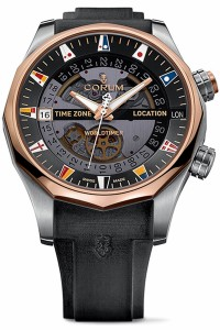 Corum Admiral Legend 47 Worldtimer 637.101.05/F371 AN01