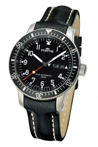 Fortis B-42 Official Cosmonauts Day-Date 647.10.11 L