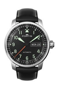 Fortis Flieger Pro Day-Date 704.21.11 LF