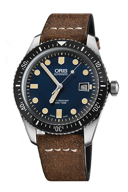 Oris Divers Sixty-Five 733 7720 4055 LS