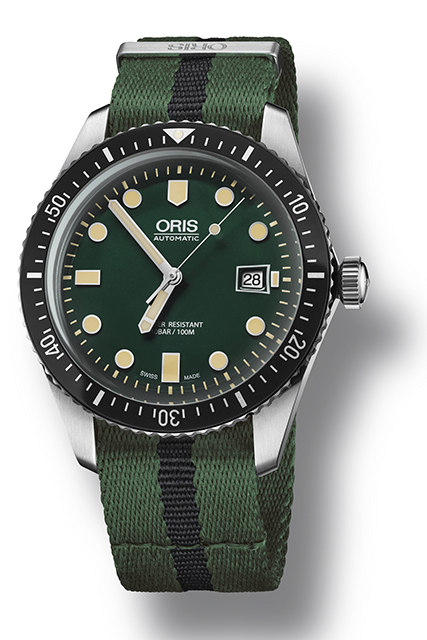Oris Divers Sixty-Five 733 7720 4057 LS