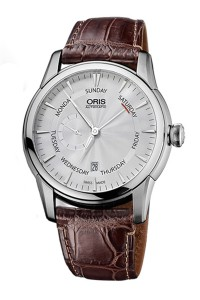 Oris Artelier Small Second Pointer Date 745 7666 4051 LS