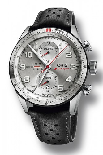 detail Oris Audi Sport Limited Edition 774 7661 7481 LS
