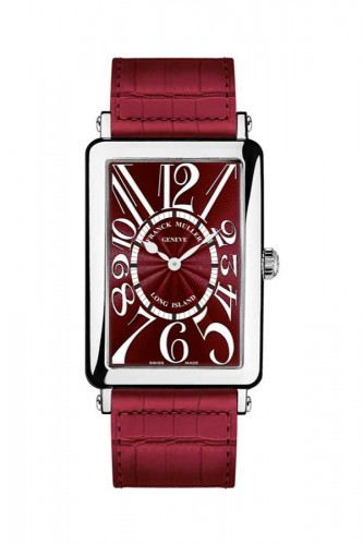 detail Franck Muller Long Island 902 QZ RED PET (AC)