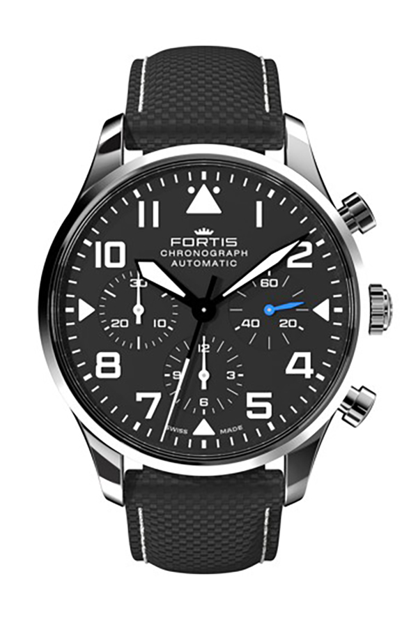 náhled Fortis Aviatis Pilot Classic Chronograph 904.21.41 L