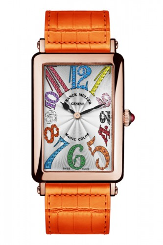 detail Franck Muller Long Island Magic Color 952 QZ MAG COL 5N
