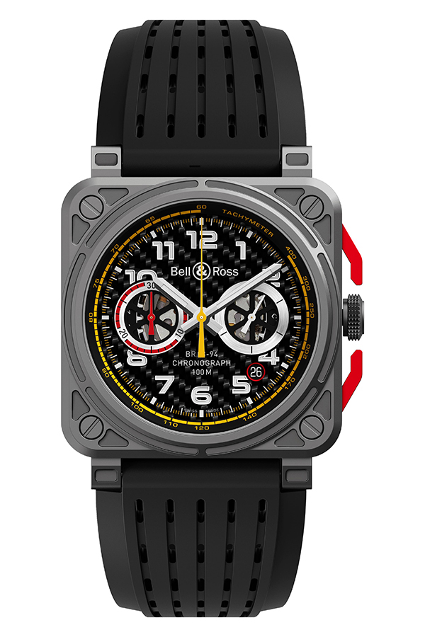 náhled Bell & Ross Instruments BR0394-RS18