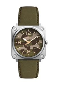 Bell & Ross Instruments Camo BRS-CK-ST/SCA