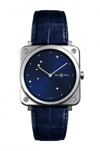 Bell & Ross Instruments BRS-EA-ST/SCR Blue Diamond Eagle