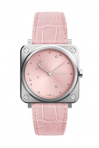 Bell & Ross Instruments BRS-EP-ST/SCR Pink Diamond Eagle