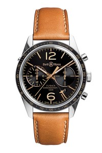 Bell & Ross BR 126 GMT & FLYBACK BRV126-FLY-GMT/SCA