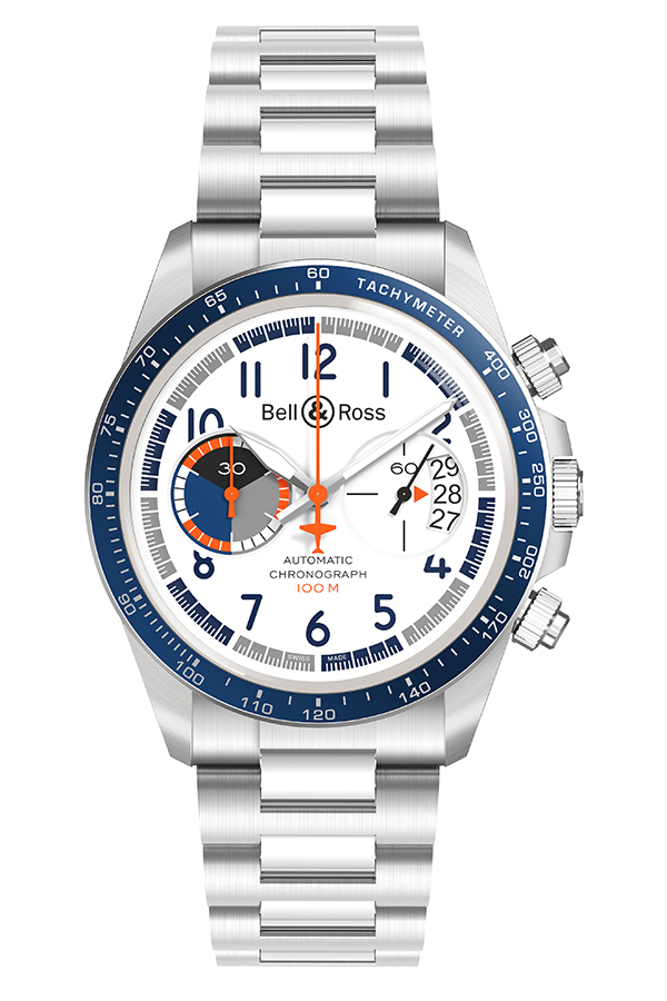 Bell & Ross Racing Bird BRV294-BB-ST/SST