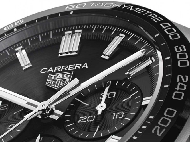 detail Tag Heuer Carrera CBN2A1B.BA0643