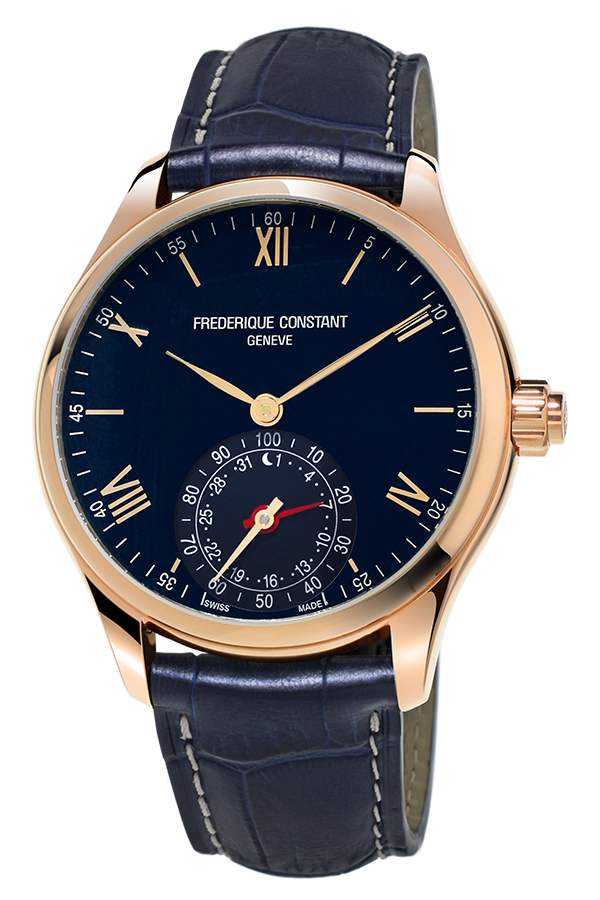 Frederique Constant Hrological Smartwatch FC-285N5B4