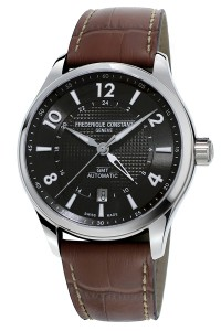 Frederique Constant Runabout GMT FC-350RMG5B6