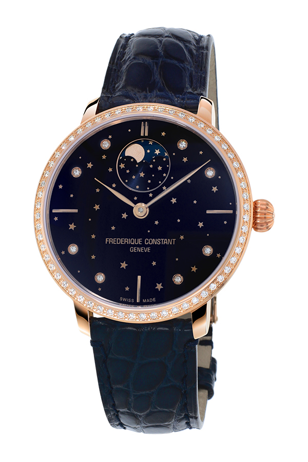 Frederique Constant Moonphase Stars Manufacture FC-701NSD3SD4