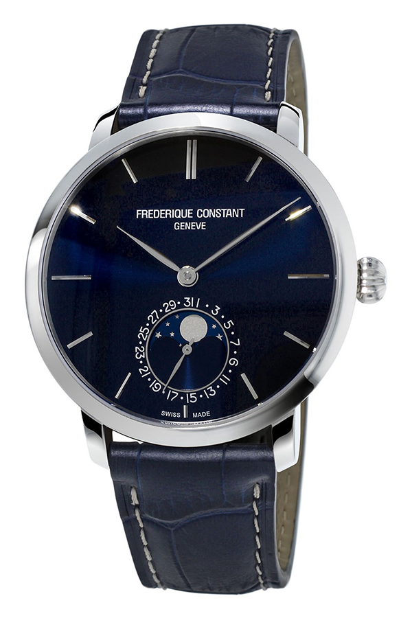 Frederique Constant Slimline Moonphase Manufacture FC-705N4S6