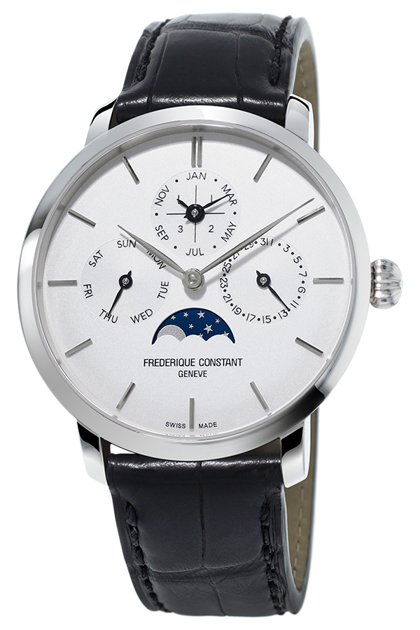 náhled Frederique Constant Slimline Perpetual Calendar FC-775S4S6