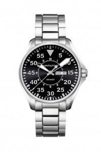 Hamilton Khaki Aviation Day Date Quartz H64611135