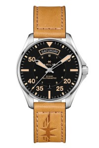 Hamilton Khaki Aviation Day Date Automatic H64645531