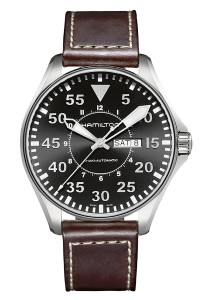 Hamilton Khaki Aviation Day Date Automatic H64715535