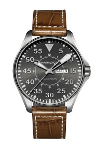 Hamilton Khaki Aviation Day Date Automatic H64715885