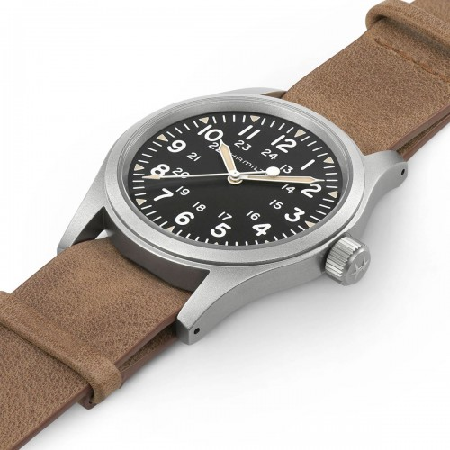 detail Hamilton Khaki Field Mechanical H69439531