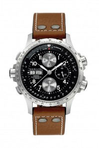 Hamilton Khaki Aviation X-Wind Auto Chtono H77616533