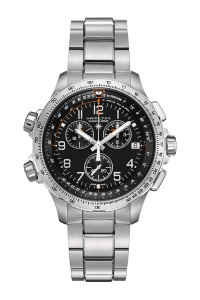 Hamilton Khaki Aviation X-Wind GMT Chrono Quartz H77912135
