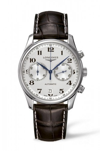 detail The Longines Master Collection L2.629.4.78.3