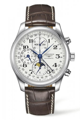 detail The Longines Master Collection L2.773.4.78.5