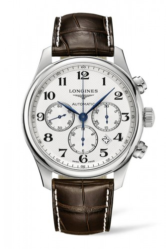 detail The Longines Master Collection L2.859.4.78.3