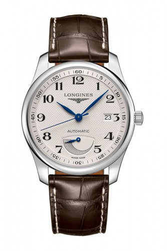 detail The Longines Master Collection L2.908.4.78.3
